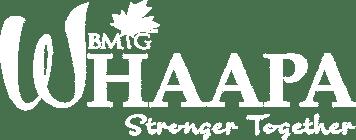 whaapa logo